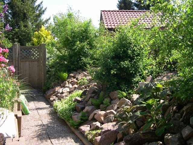 gartengstaltung harmonie in grÜn, Garten und bauen